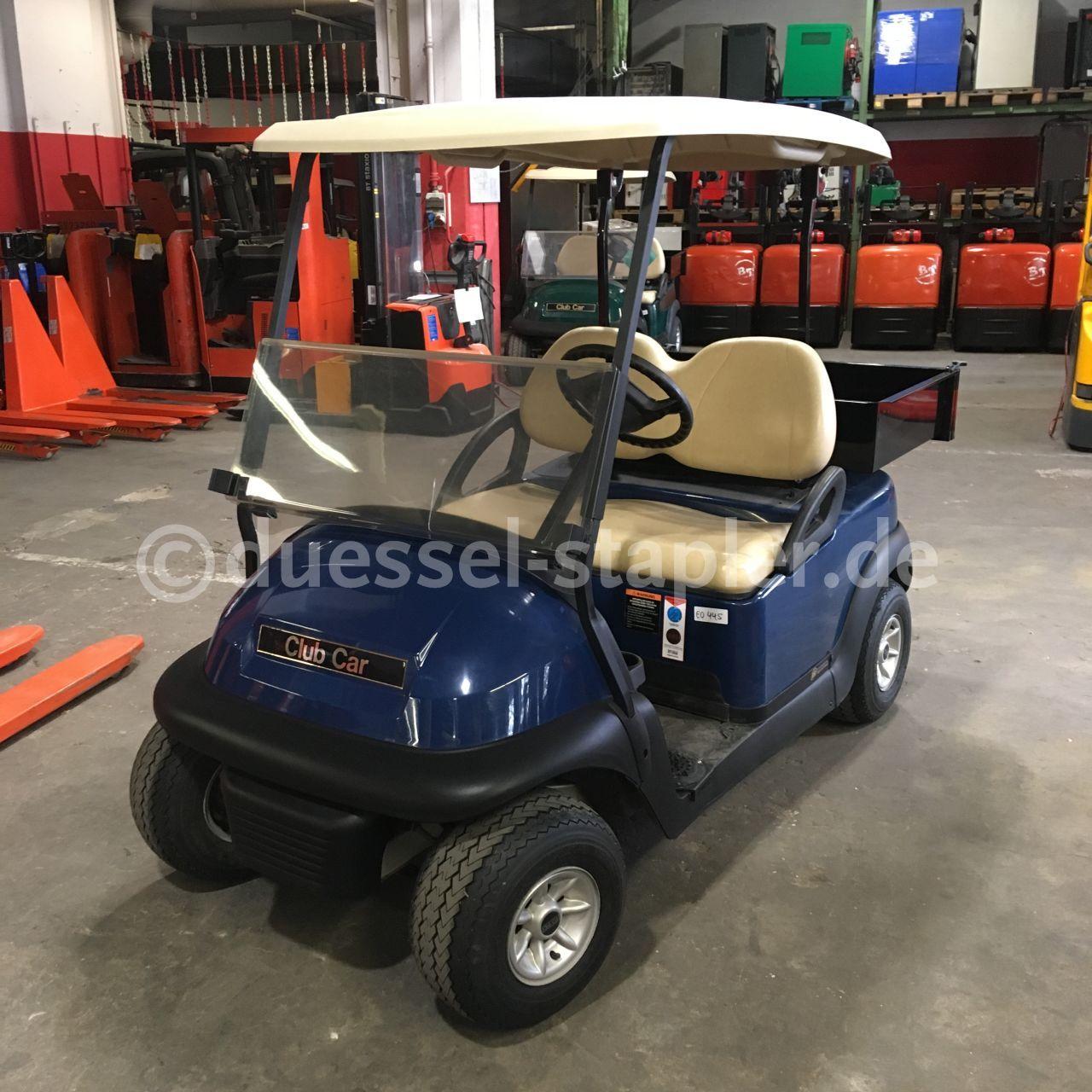 IR Golf Car